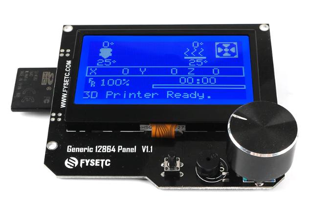 Generic 12864 Panel - FYSETC WIKI