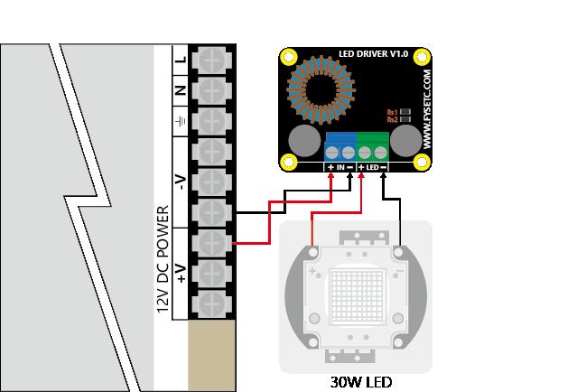 FYS Boost LED Driver V1 0 - FYSETC WIKI